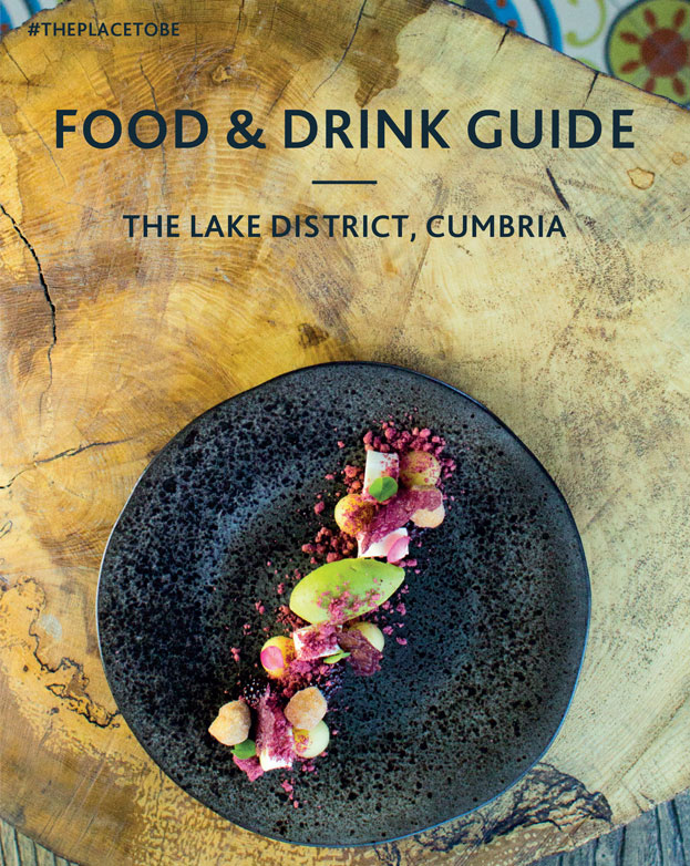 acorn web magazine food and drink guide