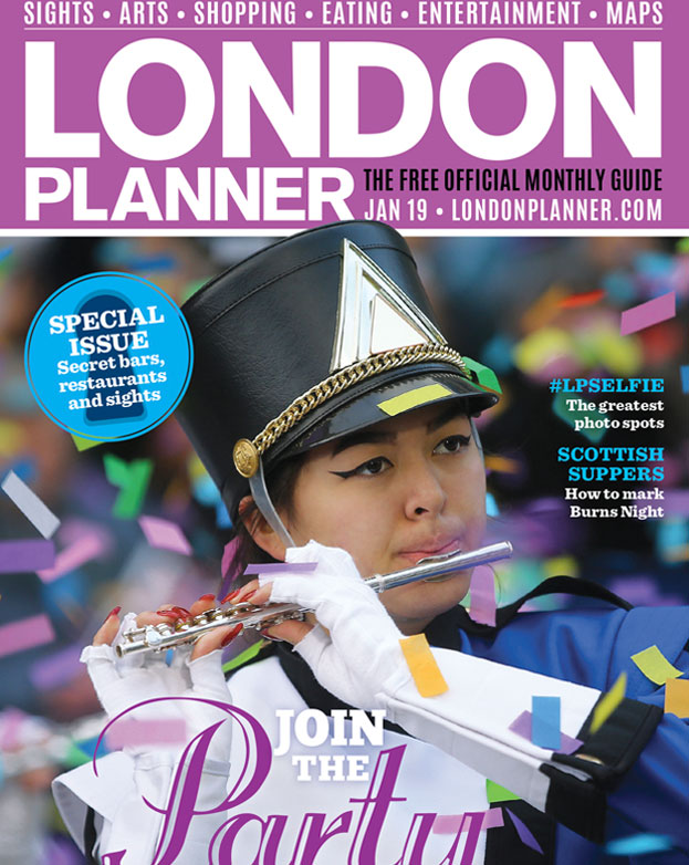 acorn web magazine london planner