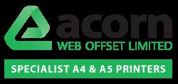 acorn web footer logo